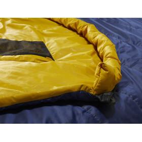 Nordisk Puk +4° Egg Sovepose XL blå/sort